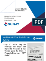 IGV-Justo