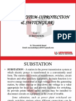 Chapter 1 Substation