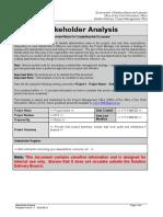 StakeholderAnalysisTemplate.doc