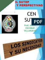 2. Historia Del Sutep, Perspectivas