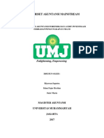 Pengaruh Akuntansi Forensik Dan Audit Investigasi Terhadap Pengungkapan Fraud