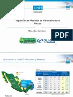 Regulación de Medición de Hidrocarburos en MEXICO CNH