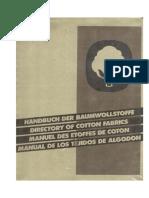 A Manual de Tejidos de Algodón (1)