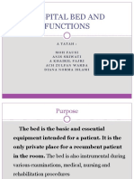 Hospital Bed and Functions