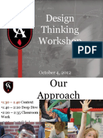 Wolf TinsmanBarryDavis DesignThinkingWorkshop