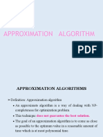 APProximation Problem