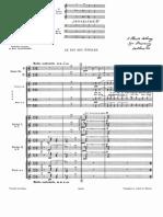 Stravinsky Roi de Etoiles