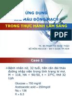 1.Ung Dung Khi Mau Dong Mach