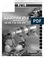 JBL AquaCristal UVC