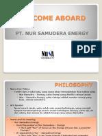 NusA Energy New