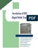 DMT Proposal