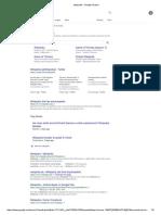 Wikipedia - Google Search