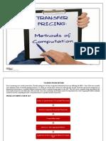 Transfer Pricing Methods for Computation of ALP...