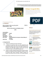 RPP KURIKULUM 2013 (K13) KD HIDROSFER + BBI