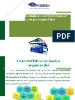 Borta Ana AA161 Proces Emitere Card