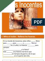 Vocesinocentes Film Post-film Session