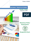 Economic Indicators B. Bank