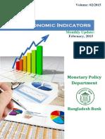 Economic Indicators B. Bank