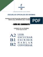 Guia Pruebas Libres Idiomas
