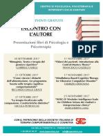 Incontro Con Gli Autori - Eventi gratuiti a Firenze