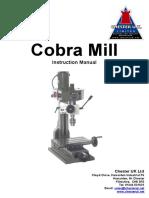 Cobra Mill Manual