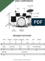 Drummer Beginners Packet