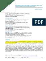 Decesiones de Financiamiento en Pymes