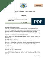 Program_Crizele Anului 1956