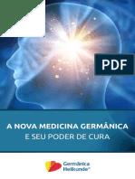 eBook a Nova Medicina Germanica e Seu Poder de Cura