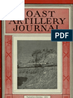 Coast Artillery Journal - Oct 1931