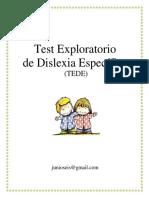 Test Expl Oratorio Dis Lexi A