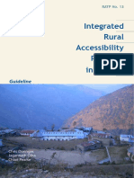 Integrated Rural Accessibility Planning in Nepal