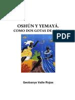 Oshun y Yemaya Como Dos Gotas de Agua