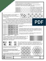 Geometric Patterns Notes (1)