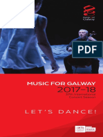 Music for Galway 2018-18 Concert Season