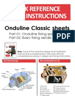 Onduline Quick Fixing Guide