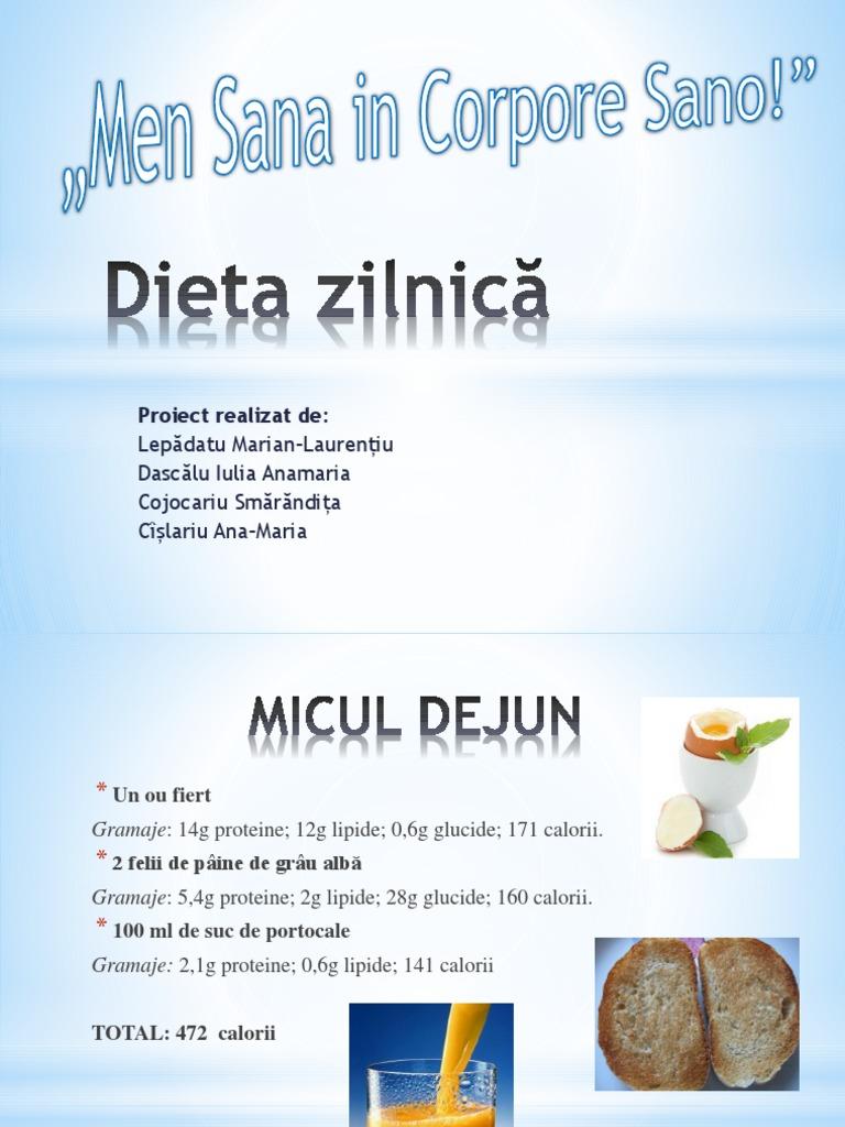 diete 0 glucide)