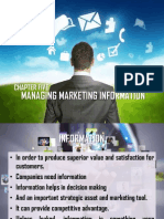 Chapter 5_Managing Marketing Information