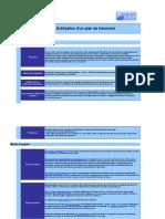 Exemple Plan de Tresorerie