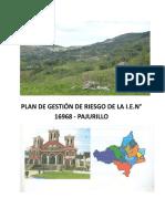 Plan de Gestion Pajurillo Actual2017