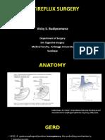 02. Antireflux Surgery Palembang