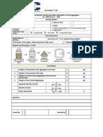 FT-25 Determination of WA & SpGr for Fine Aggregate REV-01