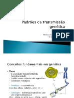 PadrõesdetransmissãogenéticaPDF