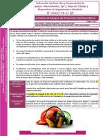 IT -MANT-PR-01 _2__Conservacion y Control de EPI´s__Edi 1