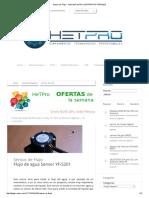 Sensor de Flujo - Tutoriales HeTPro _ HETPRO_TUTORIALES.pdf