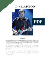 Antonio Costa Mota Eric Clapton