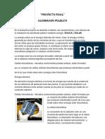 Proyecto Electro