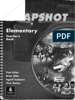 Snapshot Elementary TB