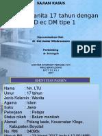 PPT CASE KAD DM 1
