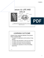 Lect10 Life and Cell 2015.Ppt